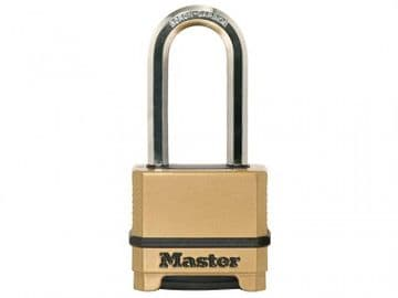 Excell 4-Digit Combination 50mm Padlock - 51mm Shackle